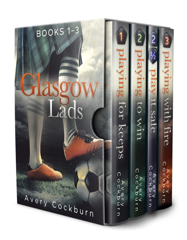 Glasgow Lads: Books 1-3